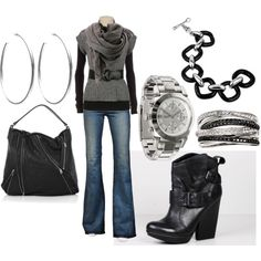 Shopping Day, created by jnifr on Polyvore