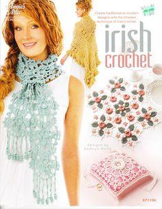 Irish Crochet - what a sweet treasure