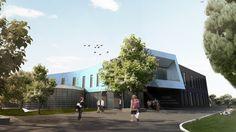OM2A | arquitectos associados | Esc.Sec. Monte da Caparica