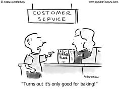 Customers :D