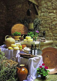 Typical food of Le #Marche #Italy