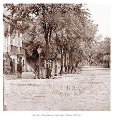 Civil War Photo - City Hall - Charleston, SC 1865