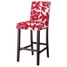 What a beautiful bar stool