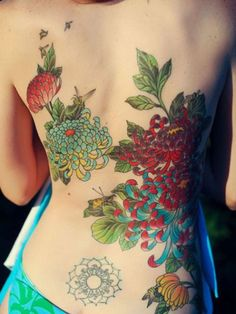 110 Sexiest Lower Back Tattoos For Men & Women nice. Cute Back Tattoos For Females Tattoo Girls, Girl Back Tattoos, Cute Girl Tattoos, Back Tattoos For Guys, Back Tattoo Women, Lower Back Tattoos, Tattoos For Women, Floral Back Tattoos, Flower Tattoo Back