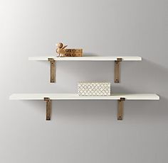 Have not purchased - other option for wall shelving though - maybe mix and match with other floating shelf and bookshelf.