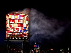 tom fruin's watertower