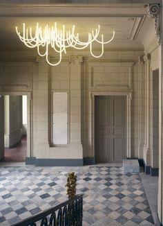 Les Cordes par Mathieu Lehanneur pour le Château Borély - Journal du Design