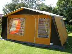 Camping hols, the best times:) My Childhood Memories, Sweet Memories, Nostalgia 70s, Googie, Camping Life, Worlds Of Fun, Glamping, Old Things, Outdoor Structures