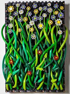 garden hose art