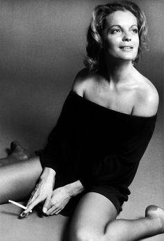 Romy Schneider, 1972