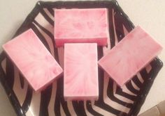 Peppermint Twist Goats Milk Soap  stores.ebay.com/sophieshomemadecreations