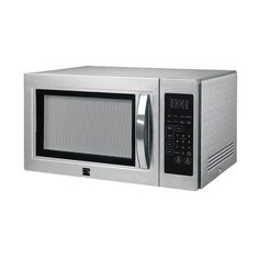 86113 1.1 Cu. Ft. Microwave Oven - Stainless Steel