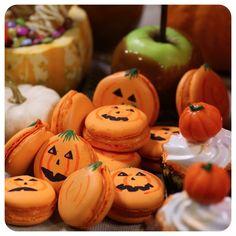 Macaron de Laranja com Gengibre – receita de halloween   Vídeos e Receitas de Sobremesas