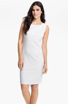 T Tahari 'Arona' Sheath Dress available at #Nordstrom
