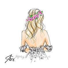 Etsy の The Floral Crown by Melsys