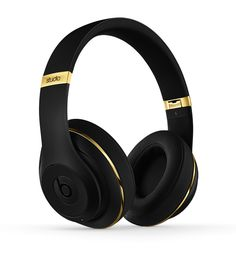 Alexander Wang, the master of sleek, stark silhouettes, has brought his skills to audio accessories by joining forces with Beats by Dre yet again.  As a follow on to their custom designed headphones in 2014, their new collaboration resulted a limited edition collection merging high-end audio and fashion design.  Available in matte black and pale gold accents, the line includes headphones, earbuds and portable speakers.