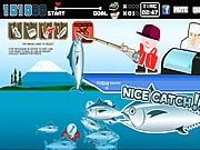 Evita trezitul de dimineata si vei avea parte de cea mai buna actiune daca alegi lista noastra de jocuri de pescuit. Acestea difera foarte mult unele de altele, poti pescui si inota in lacuri, balti, mari si oceane. Ai la dispozitie sute de rute si locuri speciale de pescuit, dar si nenumarate feluri de momeli si scule in colectia de jocuri de pescuit de pe Bugy.ro.