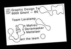 corbinmahieu: NEW Merged Graphic Trio: Team Lavalampwww.teamlavalamp.tumblr.com