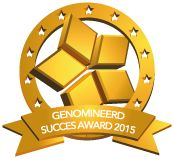 Kobe Interior Design genomineerd voor de Succes Award