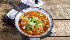 Winter Minestrone | The Splendid Table