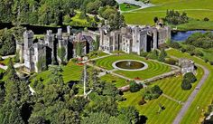 This is an amazing place to stay and feel like a Queen - Loved it! Ashford Castle, Ireland