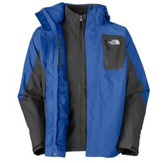 The North Face Atlas Triclimate Ski Jacket (Men's)