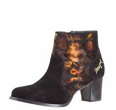 Desigual Boots by Lacroix