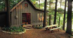 cozy cabin | Cozy cabin. | Home Exteriors