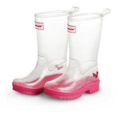 Peek-a-Boo Wellies for Girls | WellieWishers | American Girl