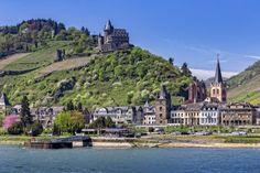 مخطط رحلة إلى ألمانيا لثلاثة أسابيع