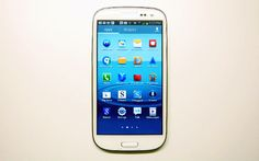 Samsung Galaxy S III  will be updated with the latest version of Android in October, the company announced.