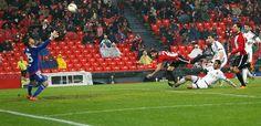 Covesia.com - Athletic Bilbao taklukkan Valencia 1-0 di Stadion San Mames Barria, Bilbao, jumat (11/3) dini hari WIB, pada pertandingan leg pertama 16 besar...