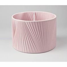 Sally V Pleated Cylinder Shade from Homebase.co.uk