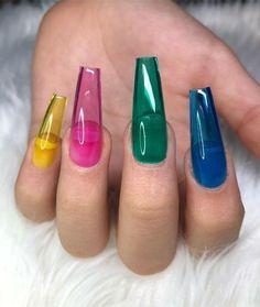 Aycrlic Nails, Dope Nails, Hair And Nails, Manicure, Nail Nail, Glitter Nails, Gorgeous Nails, Pretty Nails, Perfect Nails