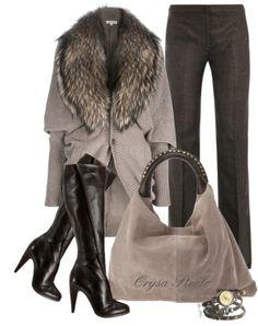 winter outfits-Orysa Steele
