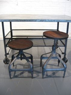 Can't find a cheap option for industrial barstools anywhere to save my life...gotta keep savin.