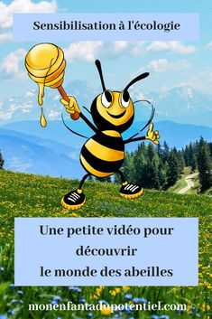In this little video, the Ecf Ecolo makes children discover the world of . Language Study, French Language, Science And Nature, Activities For Kids, Homeschool, About Me Blog, World, Children, How To Make
