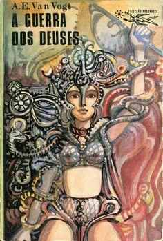 Colecção Argonauta: nº 153 - A Guerra dos Deuses