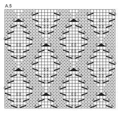 Dancing Leaves - Conjunto DROPS: gorro com tran�as e ponto de folhas, e gola em ponto de folhas, em �Merino Extra Fine�. - Free pattern by DROPS Design