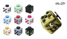 فیجت کیوب Fidget Cube طرح ساده و چریکی با % تخفیف و پرداخت  تومان به جای  تومان