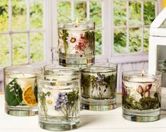 Stoneglow: Gel Candles & More