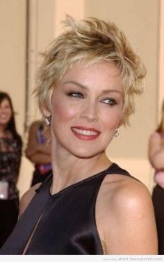 Fine+Hairstyle+Short+Hair+Cuts+For+Women+Over+50   -Women-Over-40 - Short Shaggy Hairstyles for Women Over 50 – Short ...