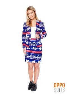 Women s Opposuits Ugly Christmas Sweater Disfraces Navideños 8df2ae537274