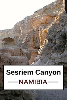 Travel Guide Namibia - plan your visit to the Sesriem Canyon Okavango Delta, Amazon Rainforest, Baboon, Self Driving, Africa Travel, Travel Photographer, Wildlife Photography, Cool Places To Visit, Travel Guide