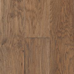 "Indy Pass Hickory 5"" - Saloon Hickory - Level 2 Hickory Flooring, Wide Plank Flooring, Hardwood Floors, Mohawk Industries, Mohawk Flooring, Natural Flooring, Concrete Wood, Engineered Wood, Home Improvement Projects"
