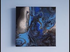 30K Fluid Painting GIVEAWAY - MelyD - YouTube