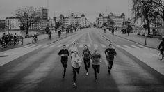 Copenhagen Half Marathon – a world record course World Records, Triathlon, Copenhagen, Marathon, Louvre, Street View, Events, Places, Travel