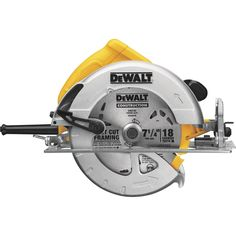 DEWALT Compact Circular Saw — 7 1/4in., 15 Amp, Model# DWE575| Northern Tool Best Table Saw, Table Saw Stand, A Table, Compact Circular Saw, Best Circular Saw, Steel Shoes, Diy Sewing Table, Jigsaw Table, Scroll Saw Patterns Free