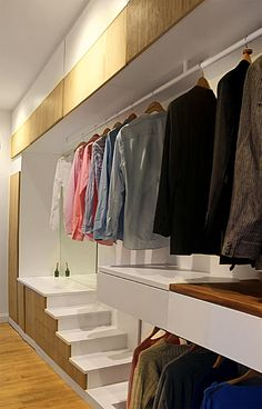walk in wardrobe #wardrobedesign #walkinwardrobe http://www.charleyworks.com/walk-wardrobe/