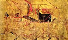 Shang dynasty's mural painting